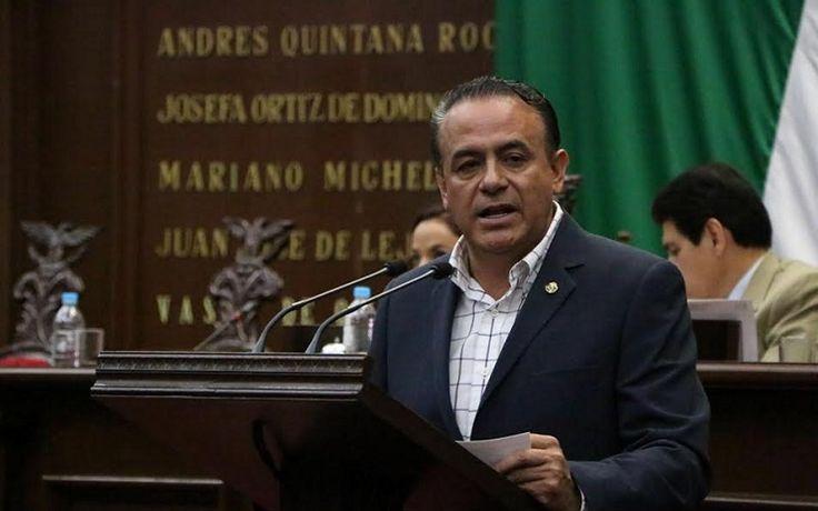 El presidente de la Junta de Coordinación Política en el Congreso del Estado celebró la aprobación de las reformas al Código Penal que él impulsó para castigar con mayor severidad ...