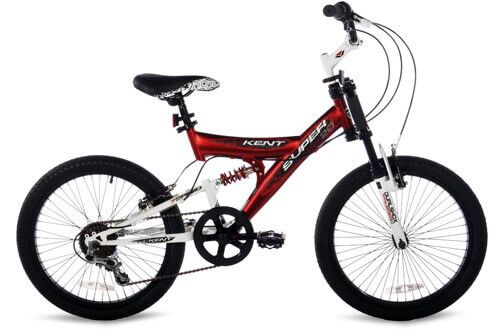Kent Super 20 Boys Bikes, 20-Inch