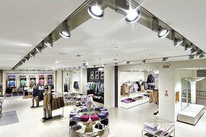LED üzlet világítás