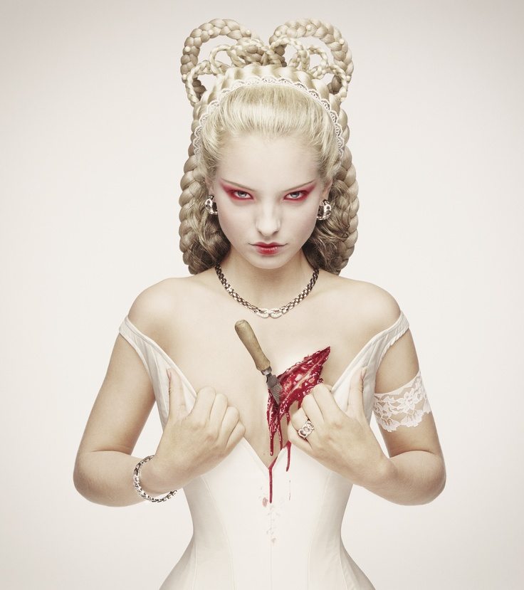 Sissi (Royal Blood), by Erwin Olaf