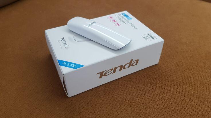 Review Tenda U12 – Adaptor Wireless Dual Band USB