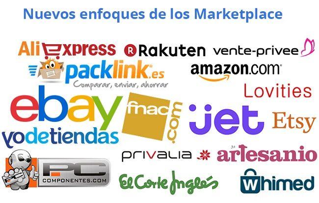 Nuevos enfoques de los market-place online