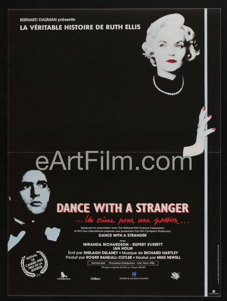 Dance With a Stranger-Miranda Richardson-Rupert Everett-French-1985
