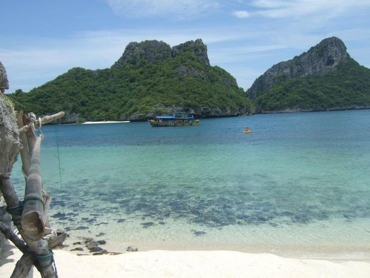 Ang Thong National Park - Diving, Kitesurfing and Eco Tourism in Thailand Chumphon and Koh Tao, Trekking, Kayak, Tour, Free Diving all infor...