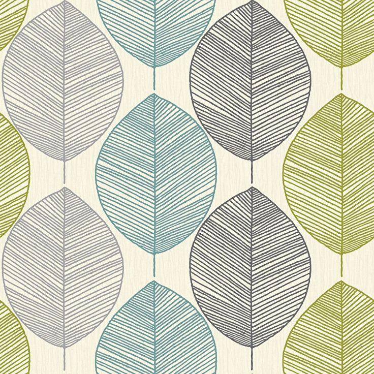 Arthouse Options Retro Leaf behang 408207
