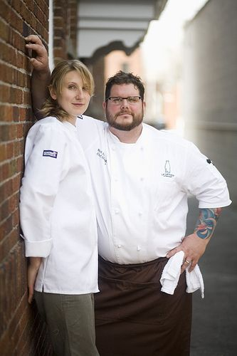 """Chefs Matt and Kate Jennings Nominated for 2012 James Beard Foundation Awards """"Best Chef Northeast."""""""