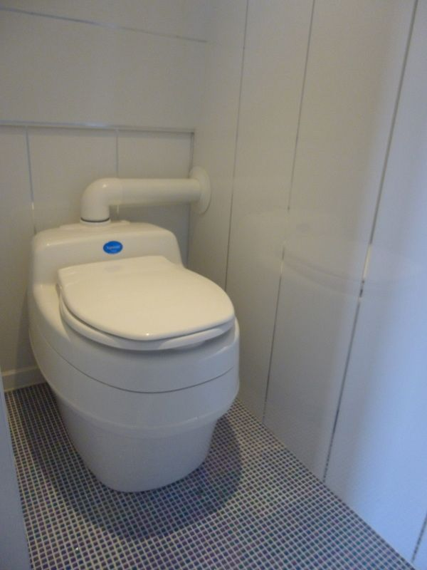 Composting Toilet Glamping
