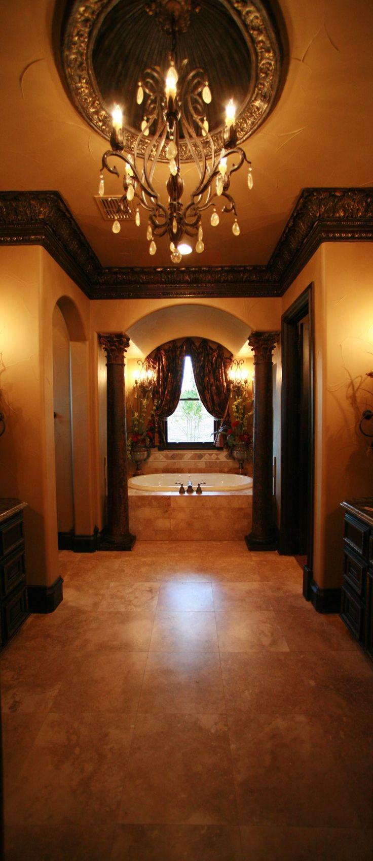 90 best elegant master bathrooms images on pinterest dream in the details warm tones traditional style tile bathroom