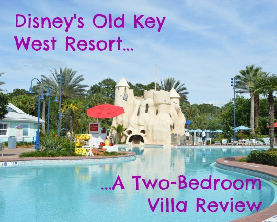 Disney S Old Key West Resort Two Bedroom Villa Review