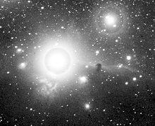 Pferdekopfnebel – Wikipedia 马头星云  SAT 3734  n.星云,喷雾剂  nebula