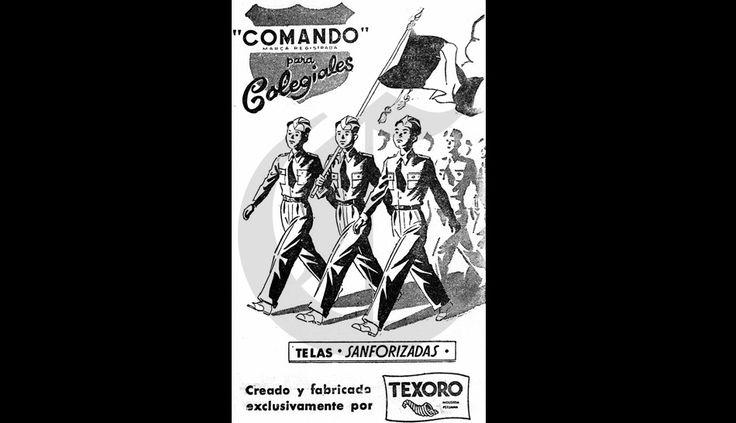 La campaña escolar en avisos publicitarios del siglo pasado