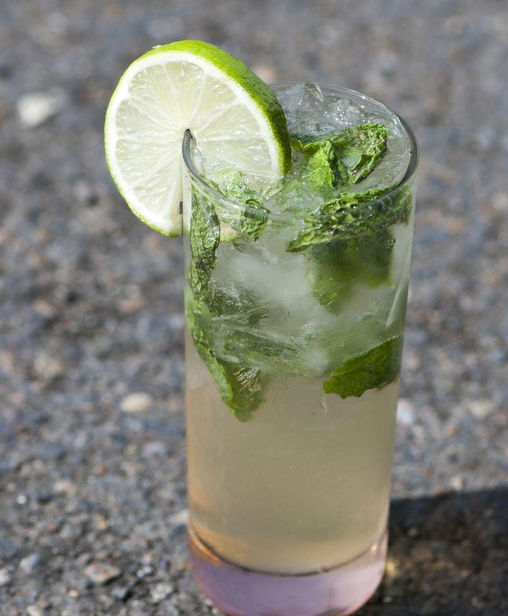 Mojito Cider Cocktail