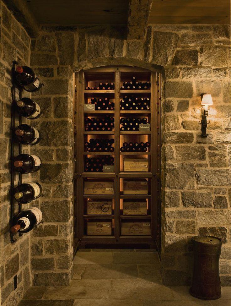 118 Best Wine Room Images On Pinterest Wine Rooms Wine