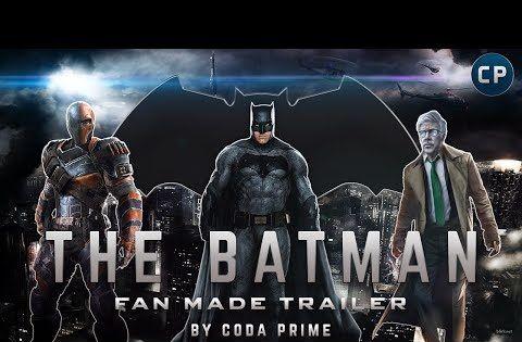 The Batman (2018)...