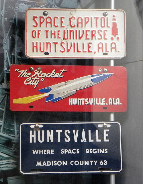 Huntsville, Al. Space and Rocket Center
