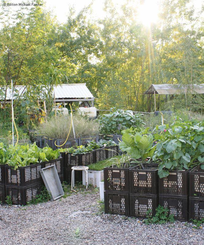 Gartenzauber | Urban Gardening