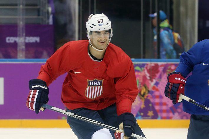 Wishing Max Pacioretti luck with team USA