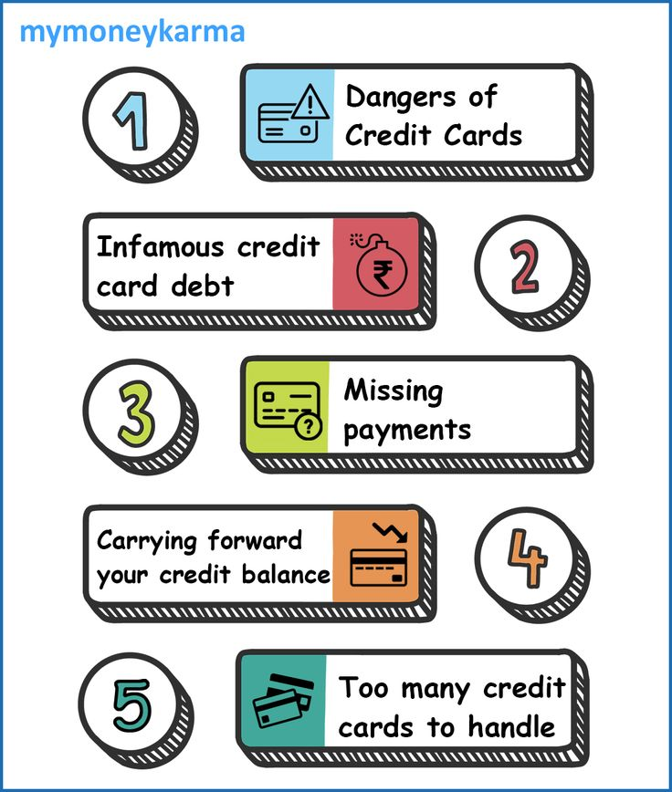 Applying for a credit card be aware of these dangers and