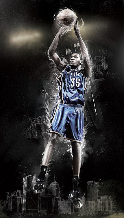 Kevin Durant. Thunder up!
