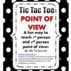 This is a fun way to teach Point of View!   Common Core Objective: Students will compare and contrast the point of view from which different storie...