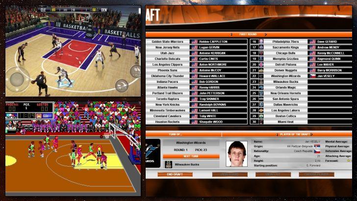 Basketbol Pc Oyunlari Panosundaki Pin
