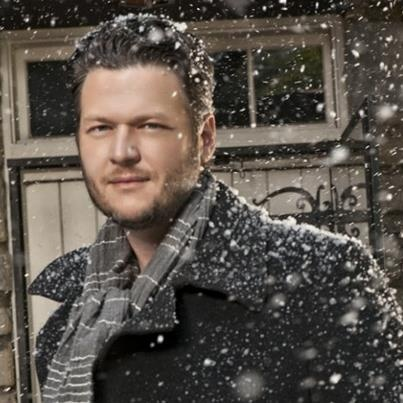 This holiday season, crack a cold one, cozy up to your television and think Blake Shelton. #blakeshelton
