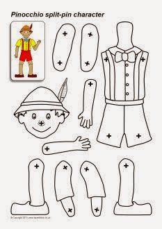 PAGE 2-SuccessSprinters: Carlo Collodi's PINOCCHIO the MARIONETTE - Color Pages / Animations / Story+Picture Wheel / Games / Coloring Pages