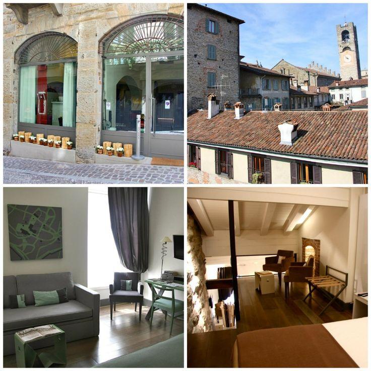 GombitHotel BERGAMO/ITALY http://intopassion.pl/stylishhotels-gombit-hotel-bergamo/