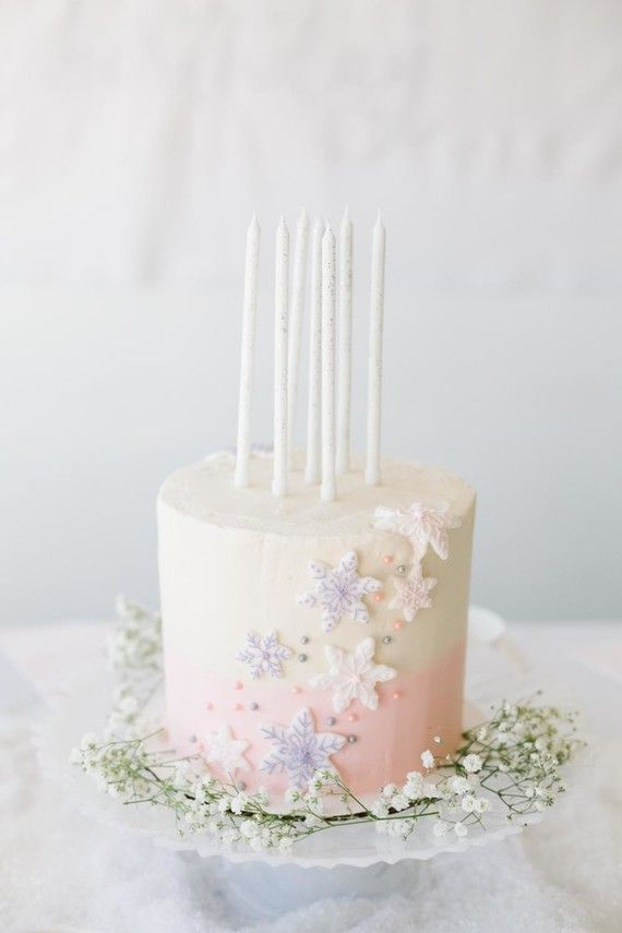 Winter Wonderland Party Winter Party Ideas 100 Layer Cakelet