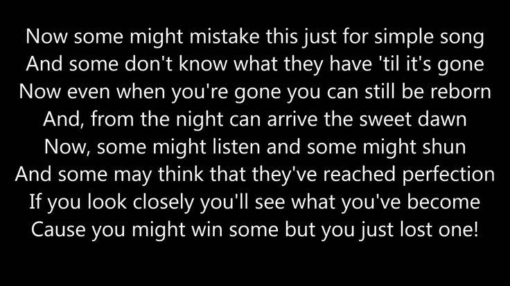 Lauryn Hill - Lost Ones  [LYRICS ON SCREEN]