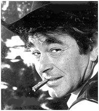 """Stuart Whitman of """"Cimarron Strip""""."""