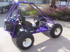 TRAX-II-offroad-mini-dune-buggy-sandrail-go-kart-plans-on-CD-disc