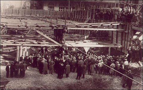 1928 - Σταθμός της Ομόνιας