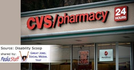 CVS Opening Mock Stores To Train People With Disabilities - pinned by @PediaStaff – Please Visit ht.ly/63sNtfor all our pediatric therapy pins