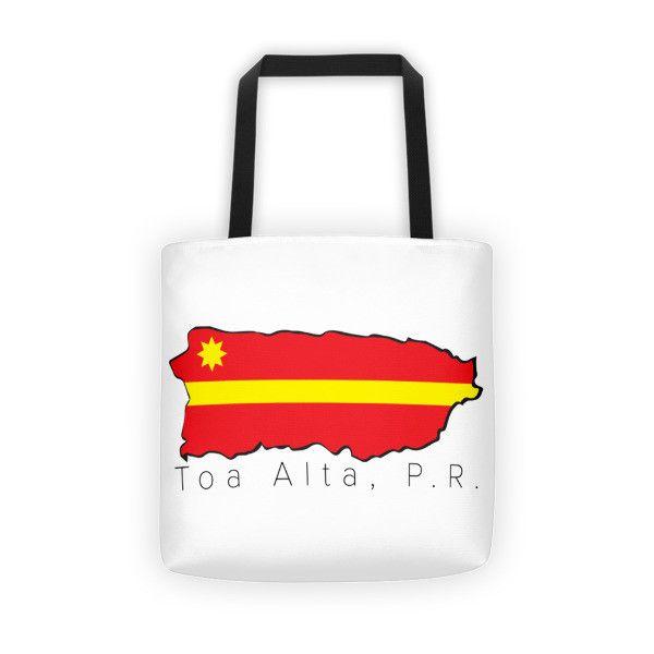 Toa Alta Tote bag