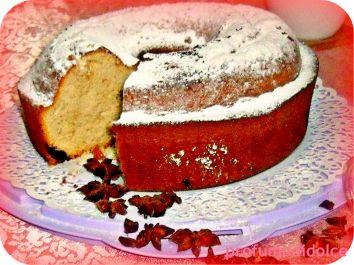 ciambellone semplice,semplice....... http://blog.giallozafferano.it/profumodidolce/ciambellone-di-nonna-adriana/ 