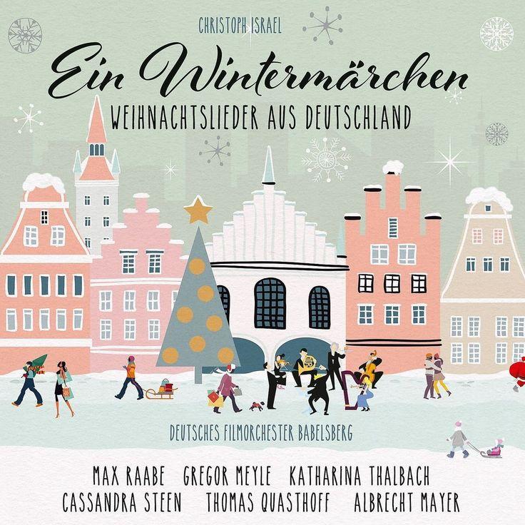 Ein Wintermärchen - Raabe, Steen, Meyle, Thalbach, Quasthoff, Israel, Traditionell, Gerhardt, Gruber, Schulz: Amazon.de: Musik