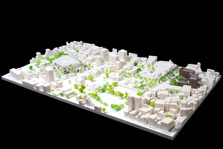 かっこいい建築模型を作るこつ | 建築プレゼンの道標