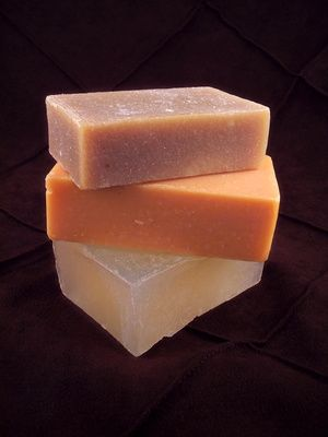 How to Make New Bar Soap with Old Bar Soap