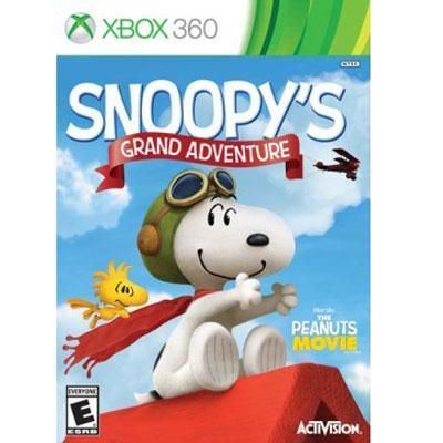 Peanuts Movie Snoopys GA X360 (77082)