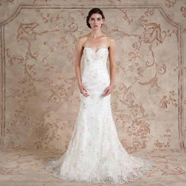 Tala #weddingdress from Sareh Nouri fall 2016 wedding dresses | itakeyou.co.uk: