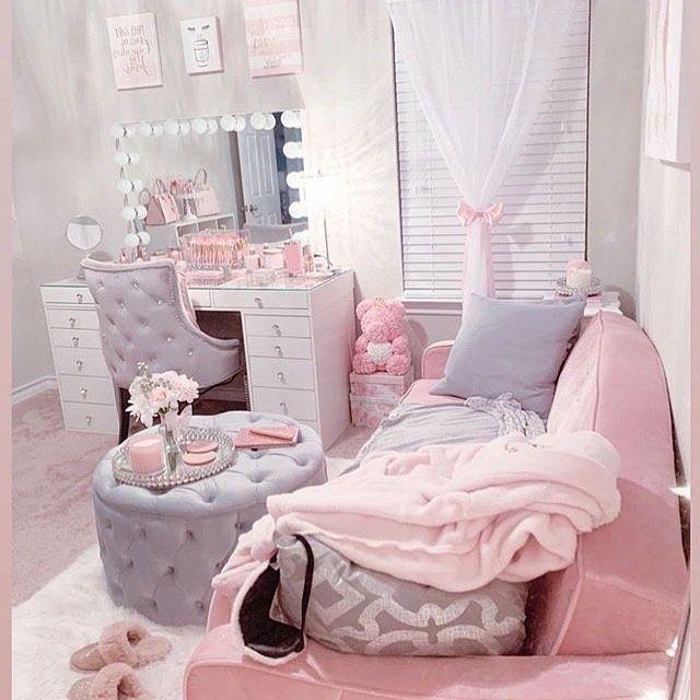 Bedroom goals #interiordesign #goals #bedroomdecor #decor ...
