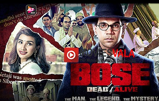 Bose Dead/Alive Hindi Movie 2018 Watch Online Full Free. WatchBose Dead-Alive 2018 Bollywood Movie Online Full HD 720p Free Downlaod Dvdrip.Bose Dead-Alive is a latest Bollywood Drama history movie that is directed byHansal Mehta.Rajkummar Rao is playing lead role in this movie.Bose Dead/Alive Bollywood Movie is scheduled to release on02 April 2018 in India. Click …