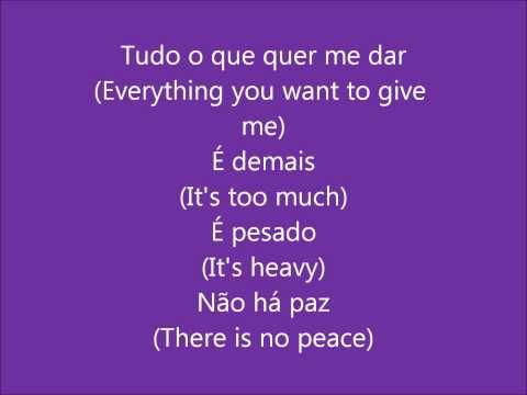 Vanessa Da Mata & Ben Harper - Boa Sorte (Good Luck) (Lyrics) - YouTube