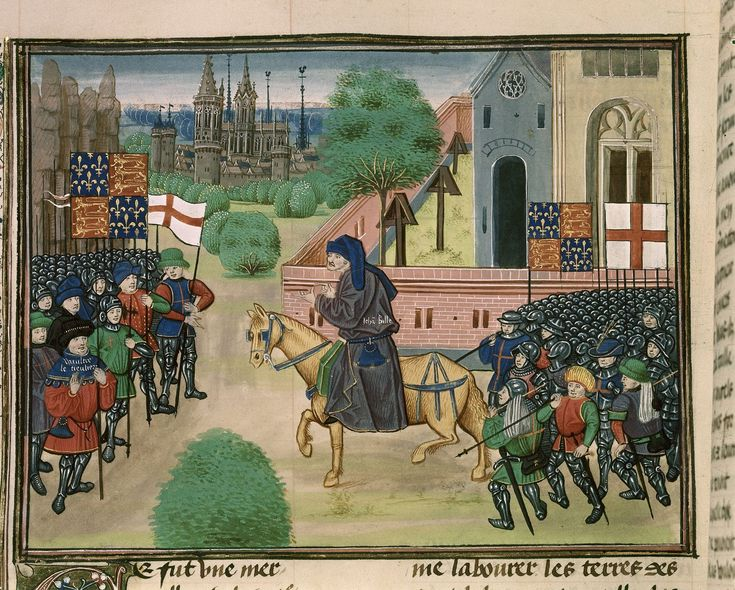 peasants revolt 1381 essay