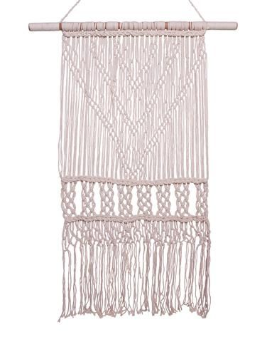 Kim Soo Home Large Macrame Weave, Natural, 160cm $159 (https://norsu.com.au/collections/new/products/kim-soo-home-large-macrame-weave-natural-160cm)