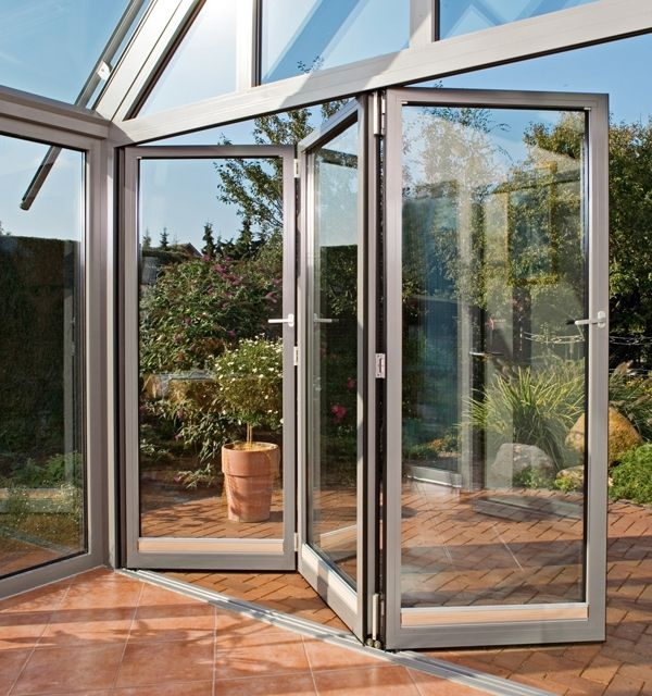 Schuco Bifold Doors Sunroom Design Ideas Patio Doors Ideas Aluminum Bifolding Doors Sliding Glass Door Sunroom Designs Bifold Doors