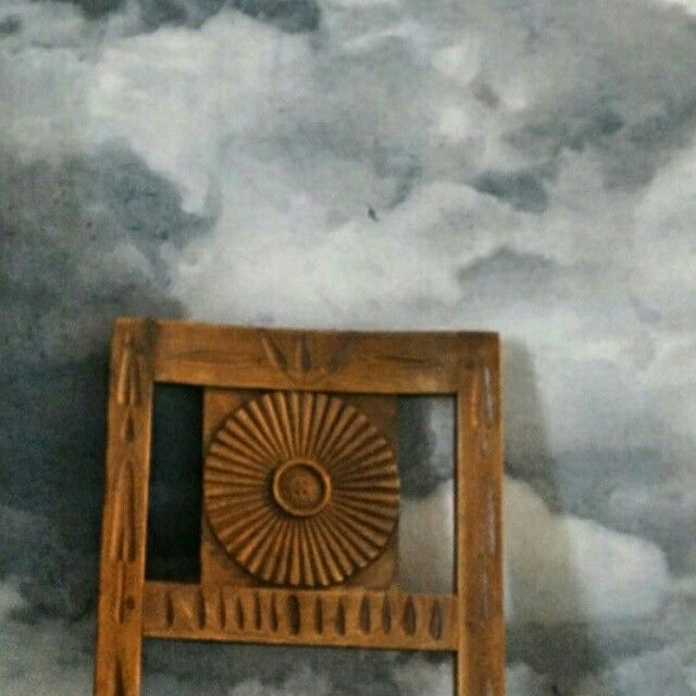 Little chair in the sky...
