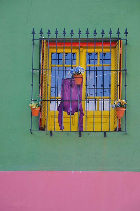 Outstanding color..Buenos Aires, Argentina