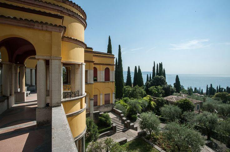 Vittoriale degli Italiani, Gardone Riviera, Gabriele D'Annunzio